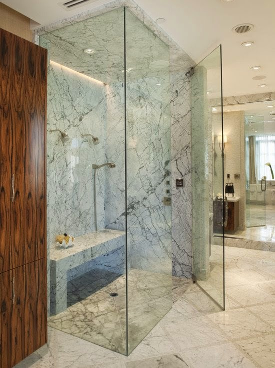 Benefits of a Frameless Glass Shower Door