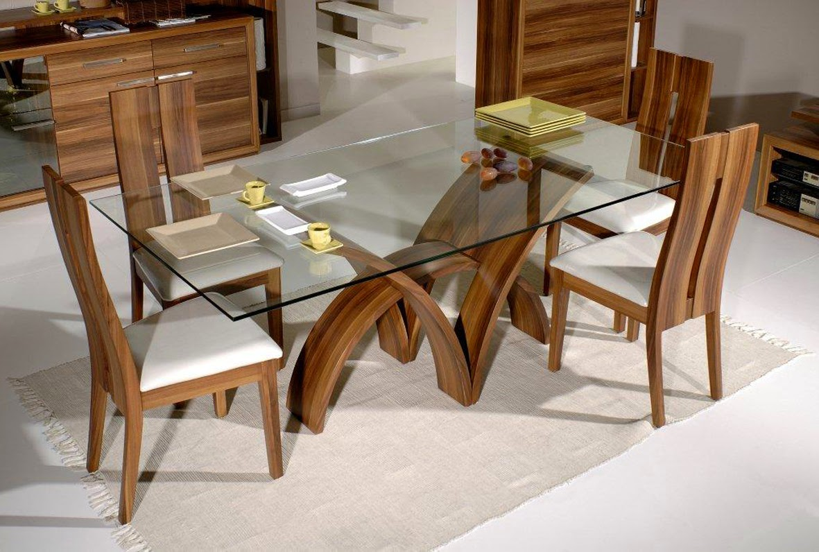Glass Table Top for the Dining Tables